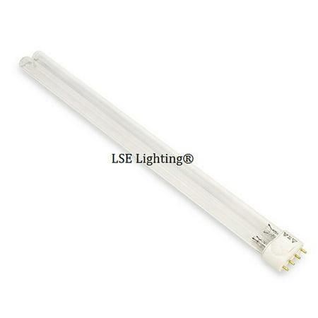 LSE Lighting compatible 900318 PL-L18W/TUV UV Bulb for CaluTech UVC