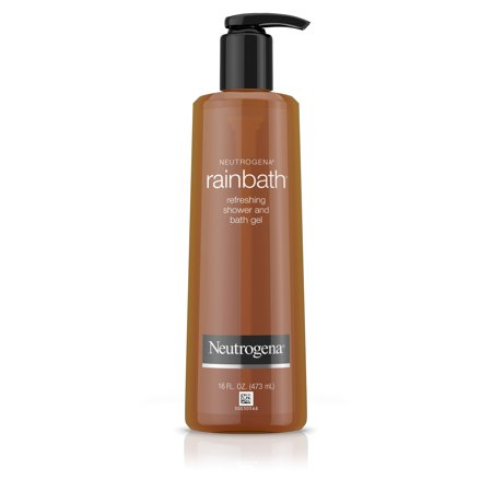 Refreshing Hand Wash - Neutrogena Rainbath Refreshing and Cleansing Shower and Bath Gel, Moisturizing Body Wash and Shaving Gel with Clean Rinsing Lather, Original Scent, 16 fl. oz