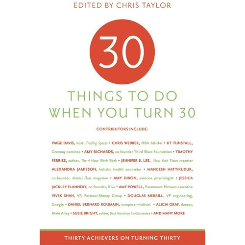 30 Things to Do When You Turn 30