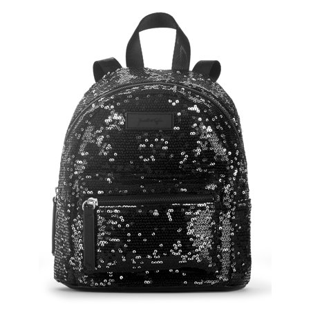 Kendall + Kylie for Walmart Silver Sequins Small Backpack for $<!---->