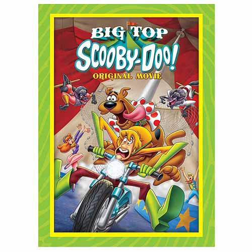 Scooby-Doo!: Big Top Scooby-Doo! - Original Movie (Widescreen)