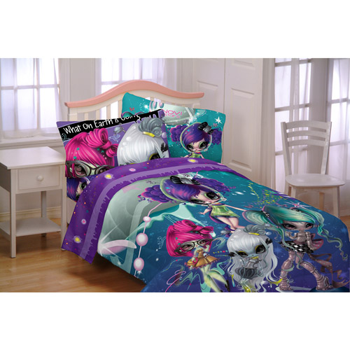 Novi Stars Out of This World Reversible Comforter
