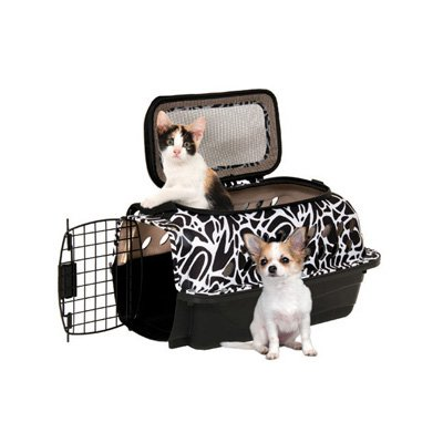 Petmate Curvations Top Load Hybrid Pet Kennel