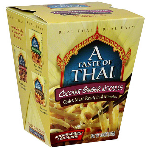 A Taste of Thai: 4 Oz , 6 Pk, (Pack of 6)