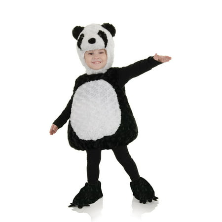Toddler Panda Bear Costume by Underwraps Costumes - Polar Bear Toddler Costume