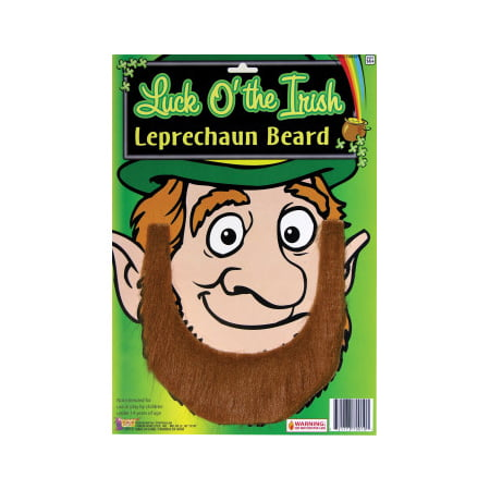 ST.PAT'S RED BEARD (50's Day Costume)