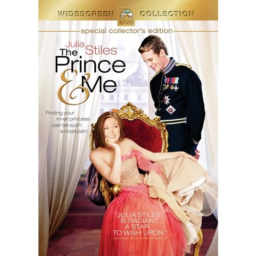 The Prince And Me (Widescreen)