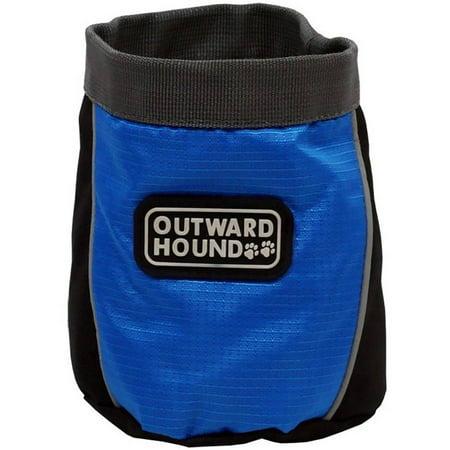 Outward Hound Treat n' Training Bag, Blue