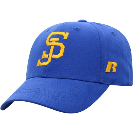 Men's Russell Athletic Royal San Jose State Spartans Endless Adjustable Hat - OSFA