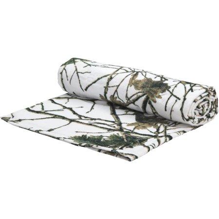 Cameo Towel - Snow Forest Camo 30