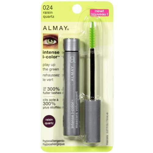 Almay Intense I-Color Raisin Quartz 024 Mascara, .27 fl oz
