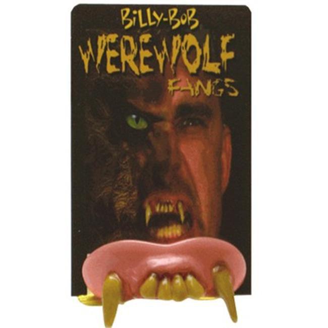 Billy Bob Teeth 10090 Werewolf fausses dents - image 2 de 2