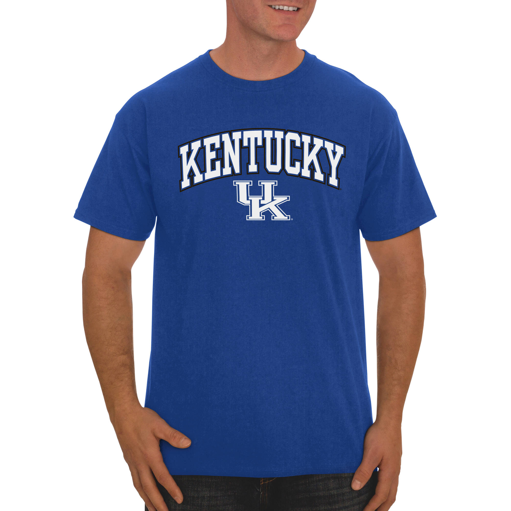 Russell NCAA Kentucky Wildcats, Big Men's Classic Cotton T-Shirt