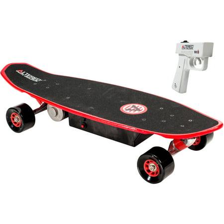 Altered Fantom 1 0 Electric Skateboard with Wireless