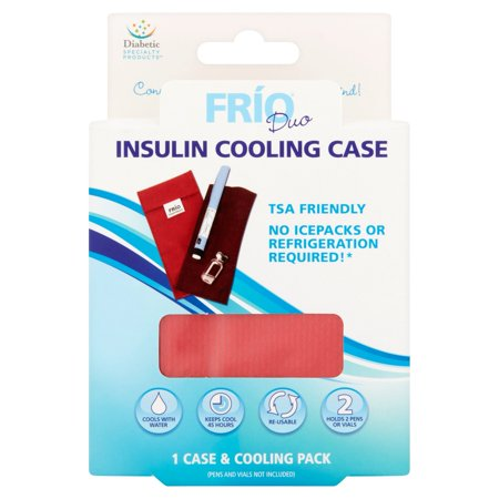 Frio Duo Insulin Cooling Case - Insulin Support