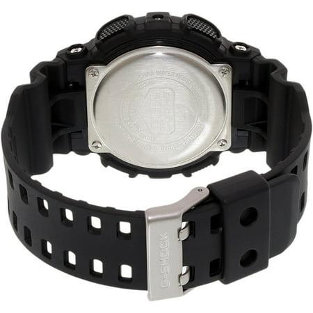 G-shock Military Black Ga100mb-1a 3-eye Ana-digi Wristwatch