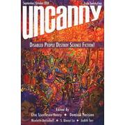 Uncanny Magazine Issue 24 - eBook