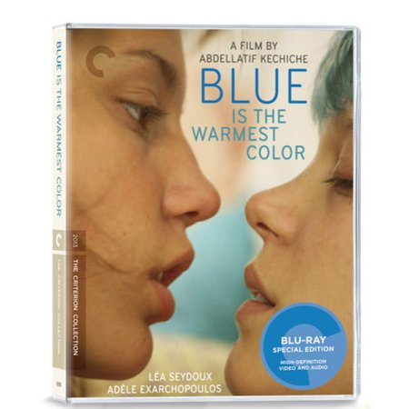 Blue Is The Warmest Color Criterion Blue Is The War...