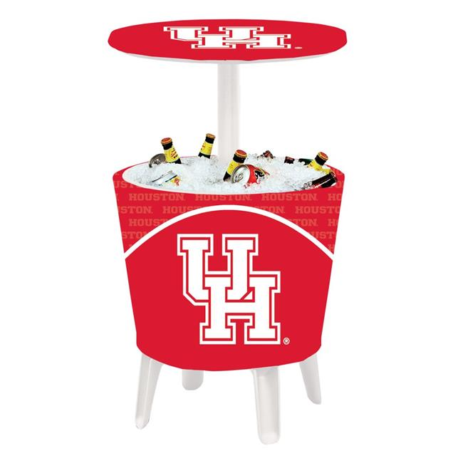 Victory Corps 810024HOUS-001 NCAA Houston Cougars Four Season Event Cooler - No.001