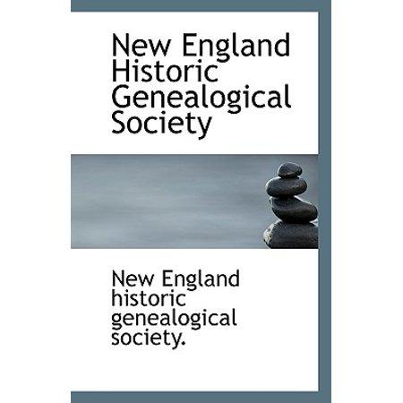 New England Historic Genealogical Society - Walmart.com