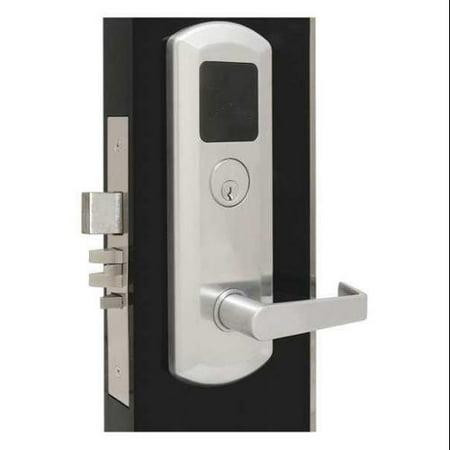 Townsteel Fme 2070 Rfid G 626 Classroom Lock  Stin Chrome  Gala Lever