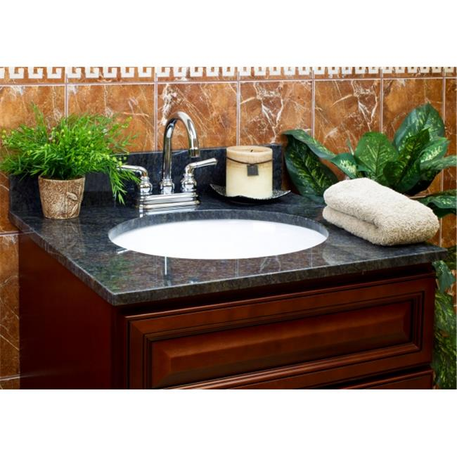 LessCare Vanity Granite Top - Butterfly
