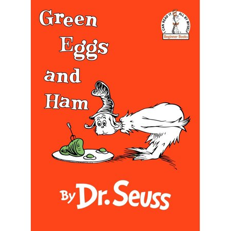 Green Eggs and Ham - Dr Seuss Green Eggs And Ham Book