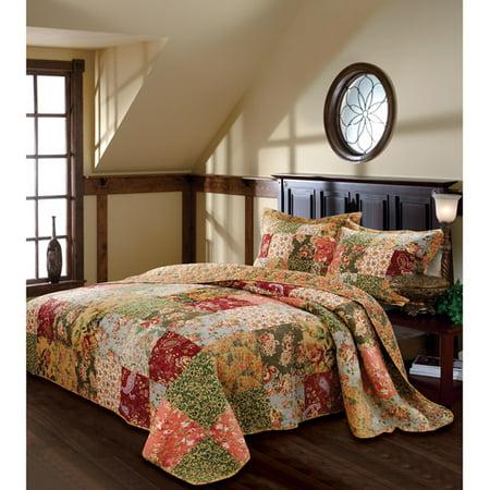 Global Trends Antique Chic Bedspread Bedding Set (Antique Chic Bedspread Set)