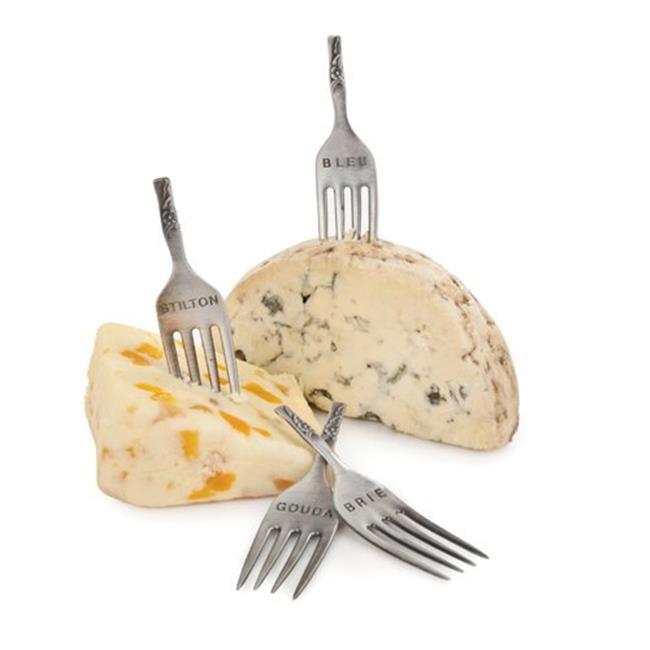 Twine Rustic Elegance 3166 Zinc Alloy Reusable Cheese Markers - image 1 de 1