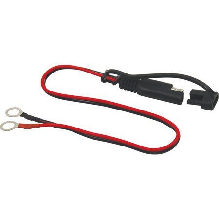 Battery Ring (Extreme Max Battery Buddy Universal Ring Terminal Harness )