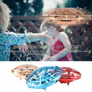 SUNSIOM 360° Mini Drone Smart UFO Aircraft for Kids Flying Toys RC Hand Control Gift