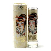 LOVE AND LUCK LADIES by EDHARDY - EDP SPRAY 3.4 OZ