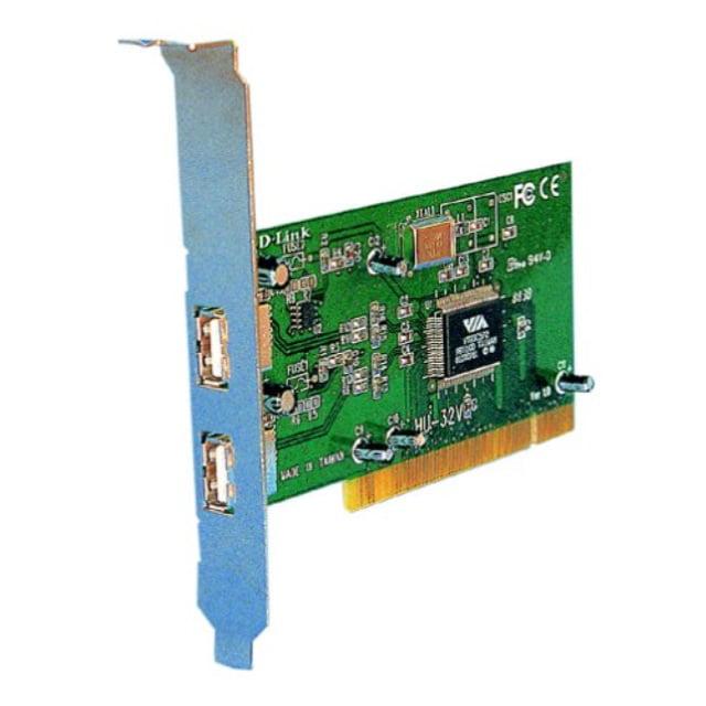 D-Link DSB-500 2-Port USB 1.1 PCI Adapter