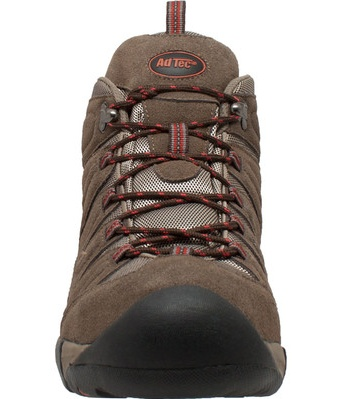 Men's AdTec 9640C Waterproof Composite Toe Work Hiker Boot