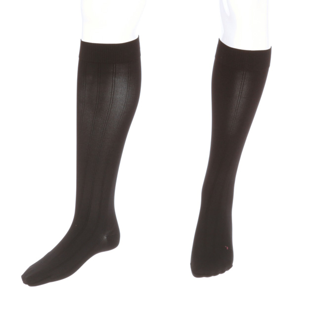 Medi for Men Knee High Classic Socks - 15-20 mmhg Wide Wide Tall C048173-P