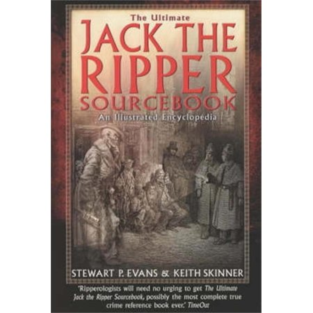 The Ultimate Jack the Ripper Sourcebook - eBook