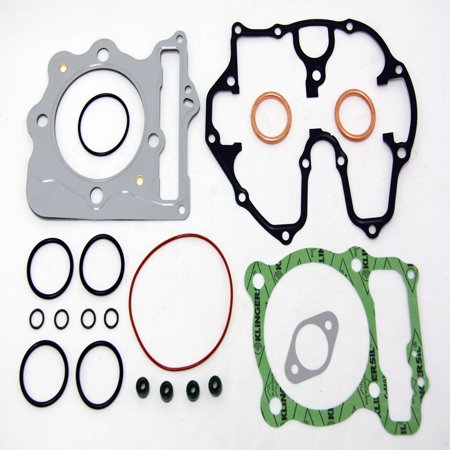 NA-10003T Top End Gasket Set for TRX 400EX, Namura top-end gasket sets include head, base and other necessary gaskets, O-rings and valve guide seals, as.., By Namura