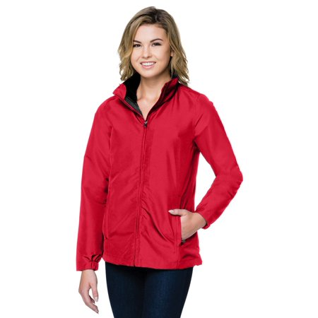 Tri-Mountain Women's Heavyweight 3 In 1 Fleece Inner (Spyder Womens Rebel 3 In 1 Jacket)