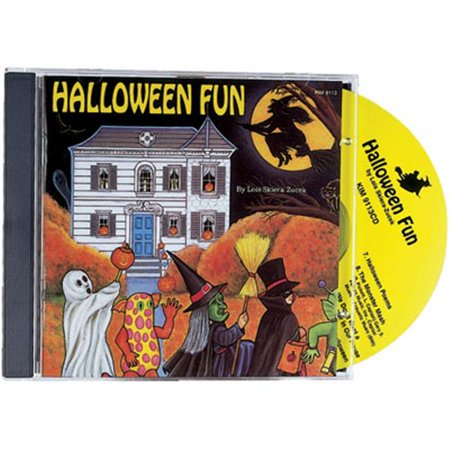 Halloween Fun Songs CD For - Song For Halloween