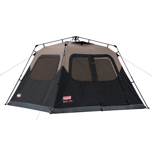 Click here to buy Coleman 6-person Instant Cabin Tent by COLEMAN.