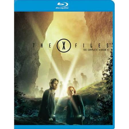 The X-Files: The Complete Season 4 (Blu-ray) (Widescreen)