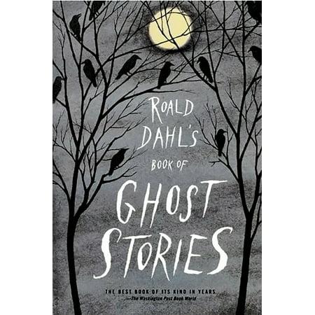 Roald Dahl's Book of Ghost Stories (Paperback) (Roald Dahl Halloween Costumes)