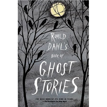 Roald Dahl's Book of Ghost Stories (Paperback)](Ghost Stories Halloween)