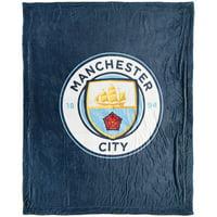 Manchester City Team Kit Blanket
