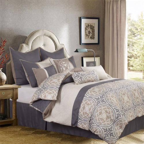 Nanshing CAMILA 7-Piece Bedding Comforter Set
