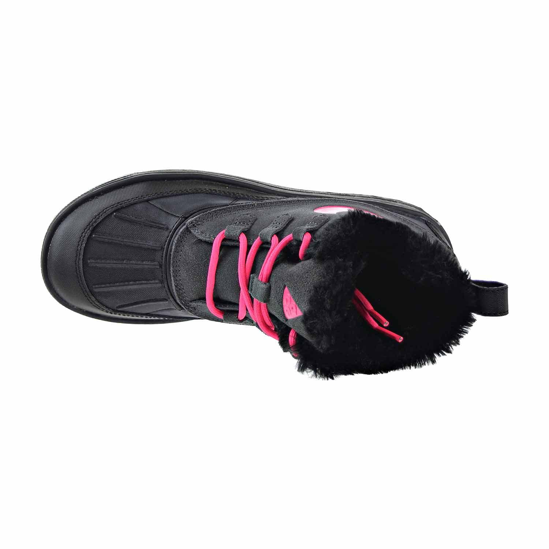 Nike Woodside Chukka 2 GS Girls 859425-001 Big Kids Shoes Anthracite/Black/Pink 859425-001 Girls 09530d