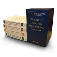 The Art of Computer Programming, Volumes 1-4a Boxed Set (Other)