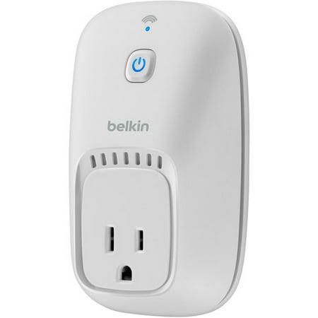 Belkin WeMo Switch iPhone Home Remote