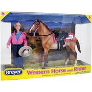 Breyer Classic West Horse Rider (Breyer Classics Horses) by Breyer