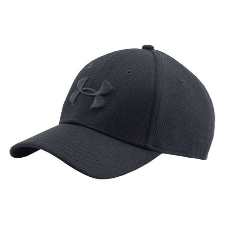 watch 05787 82ee4 Under Armour - Under Armour Men s UA Blitzing II Stretch Fit Baseball Cap  Hat 1254123 - Walmart.com